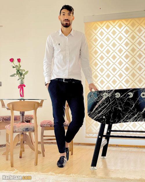 بیوگرافی شهریار مغانلو فوتبالیست و همسرش + اینستاگرام