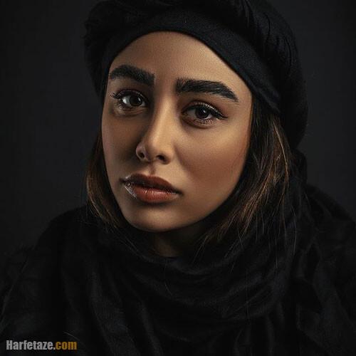 بیوگرافی و عکس های جدید عاطفه سمرقندی   بازیگر سریال حورا