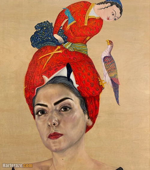 زندگینامه و آثار نقاشی بهار سبزواری