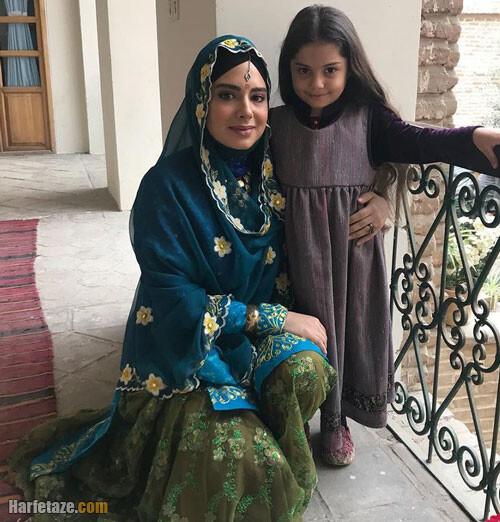 بیوگرافی دریا مقبلی بازیگر نقش غزل در سریال یاور