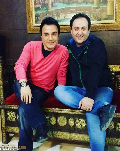 عکس جدید ابراهیم شفیعی