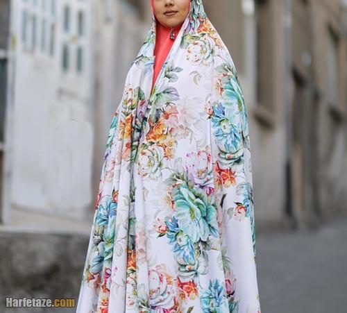 چادر رنگی بهاری 1400