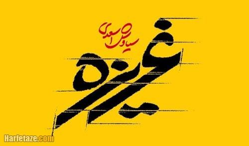 خلاصه داستان فیلم غریزه سیاوش اسعدی