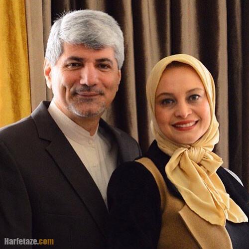 رامین مهمان پرست همسر مریم کاویانی نامزد انتخابات 1400 شد! +جزئیات