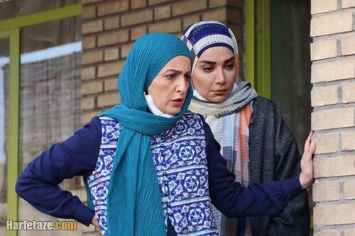 هدی استواری بازیگر نقش عطا وکیل نازنین در سریال نون خ 3 کیست