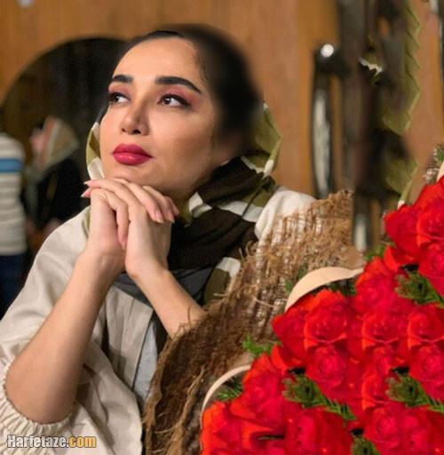 عکس های جدید هدی استواری بازیگر کرد