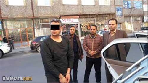 کرکس موتورسوار (کرکس مشهد) کیست حکم اعدام برای قاسم کرکس موتور سوار