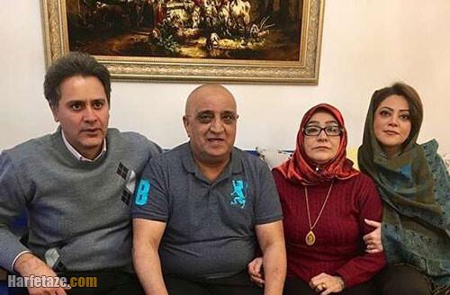 عکس های خانواده و پدر و مادر مریم یوسف