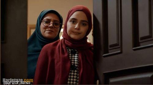 بیوگرافی مریم یوسف بازیگر نقش فاطمه در سریال احضار