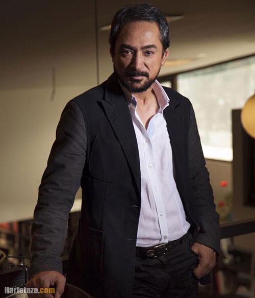 mohammad hatami harfetaze com 6 - محمد حاتمی | بیوگرافی محمد حاتمی (بازیگر) و همسر و فرزندانش + خانواده و فیلم شناسی