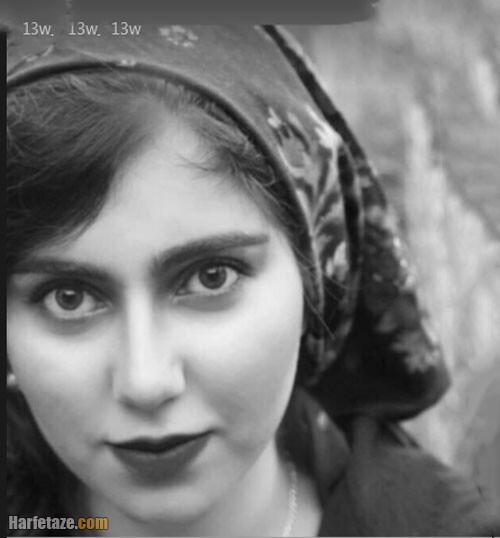 عکس های جدید نازنین هاشمی بازیگر جوان
