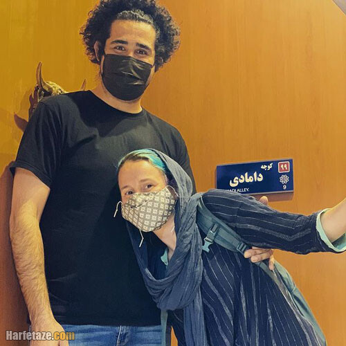 بیوگرافی «سحر طوسی» دوچرخه سوار و همسرش سروش + زندگینامه