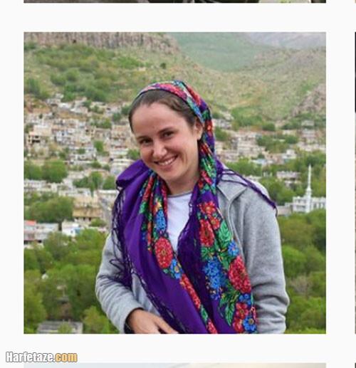 بیوگرافی «سحر طوسی» دوچرخه سوار و همسرش سروش لطیفی + اینستاگرام