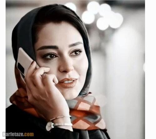 بیوگرافی سانیا سالاری بازیگر نقش نازی در سریال گیسو کیست؟