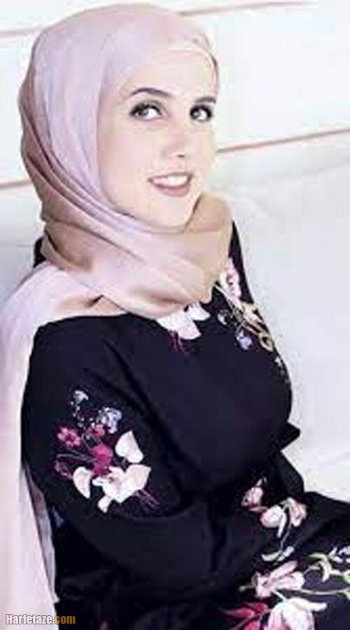 فاطمه بزی بازیگر لبنانی