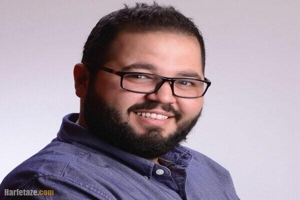 محمد شمص بازیگر سریال فرج و رحمت