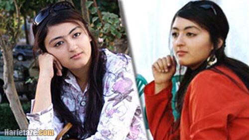شیفا صفروا بازیگر نقش نادیا در سریال شکرانه