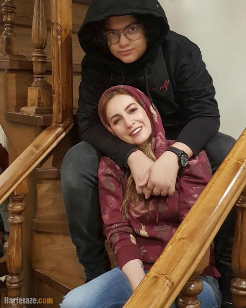 علت جدایی شقایق دهقان و مهراب قاسم خانی