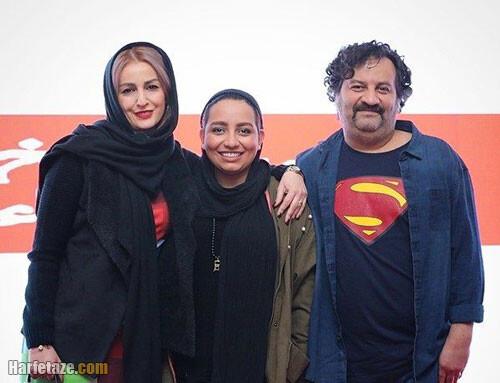 مریم گلرو کیست + علت طلاق شقایق دهقان و مهراب قاسمخانی