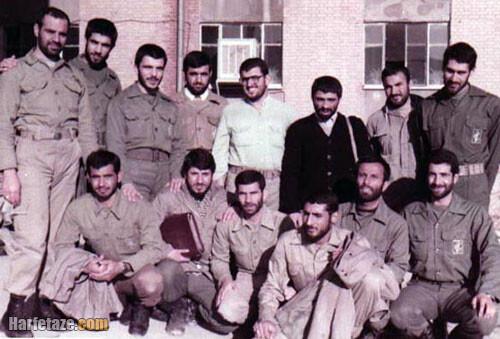 بیوگرافی و عکس های سردار سرلشکر شهید اسماعیل دقایقی + نحوه شهادت