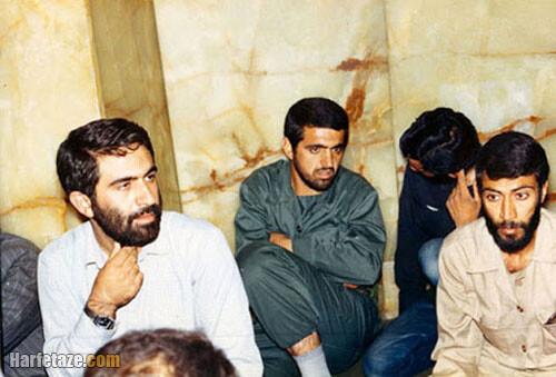 شهید اسماعیل دقایقی در گاندو کیست