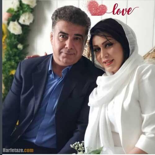 بیوگرافی و عکس های جدید حسن شکوهی بازیگر + عکس همسر جدیدش