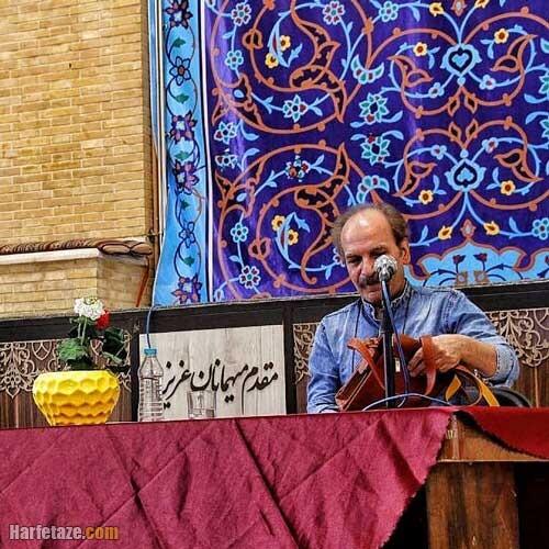 عکس ها و تصاویر محمود نیکبخت نصرآبادی