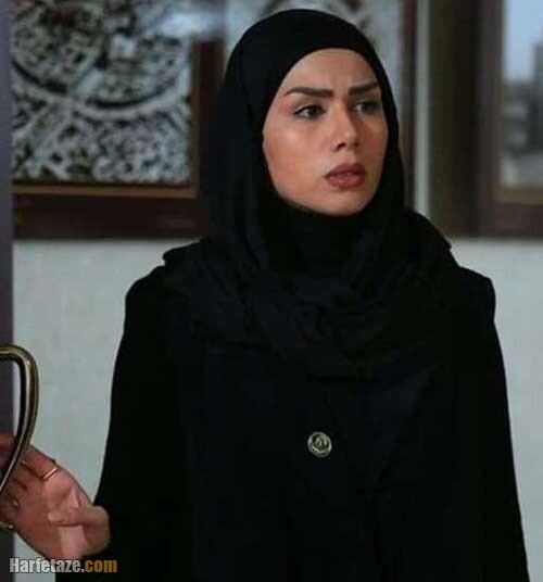 بیوگرافی فائزه علی آبادی بازیگر نقش طوبی در سریال سرزده