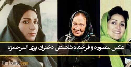 فرخ شادمنش کیست؟ بیوگرافی و علت درگذشت فرخ شادمنش دختر پری امیرحمزه + عکس ها