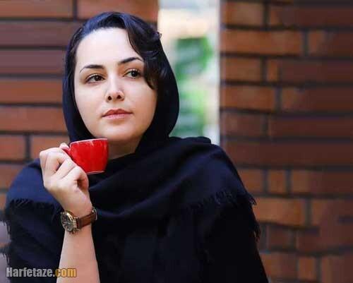 بیوگرافی و عکس های جدید غزاله فغانی بازیگر سریال احضار