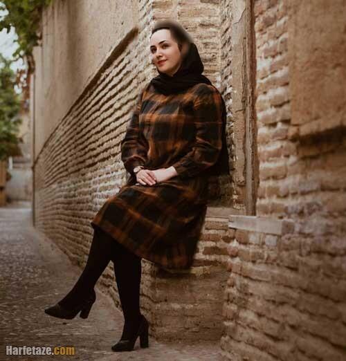 عکس های اینستاگرامی غزاله فغانی