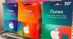 گیفت کارت آیتونز با اپل استور چه فرقی دارد؟