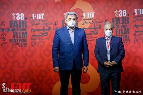 شهردار تهران در جشنواره فیلم فجر 2021