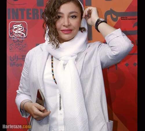 مه لقا باقری در سی و هشتمین جشنواره جهانی فیلم فجر 1400