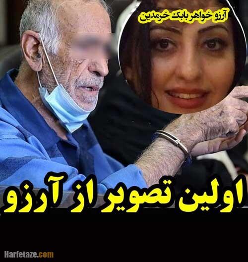 ایران مادر بابک خرمدین کارگردان کیست