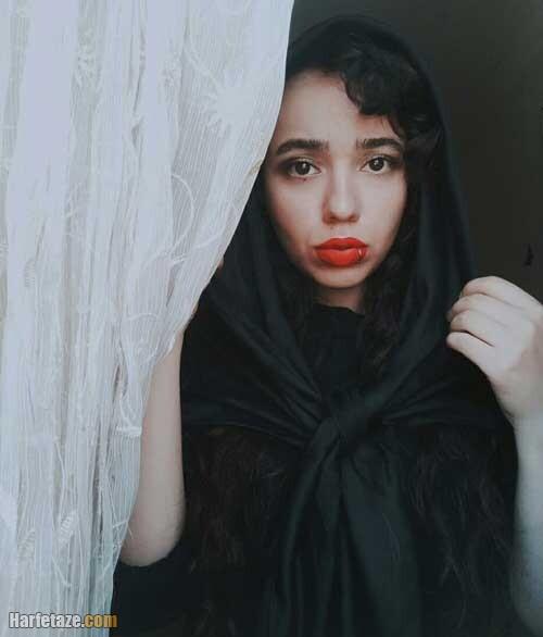 بیوگرافی و عکس های جدید مهسا غفوری بازیگر سریال روزهای آبی
