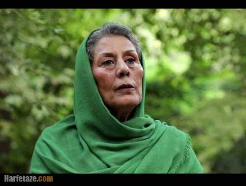 بیوگرافی مهوش افشارپناه بازیگر و همسرش + اینستاگرام