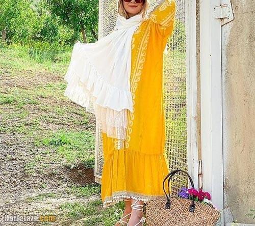 مانتو تابستانی زنانه ۱۴۰۰ | جدیدترین انواع مدل های مانتو تابستانی زنانه ۱۴۰۰