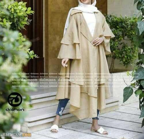 مدل مانتو تابستانی دخترانه 1400