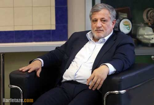 بیوگرافی و عکس های محسن هاشمی فرزند آیت الله هاشمی رفسنجانی