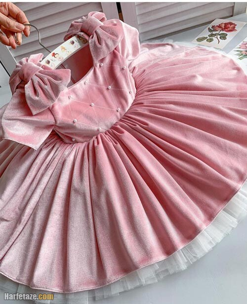 پیراهن مجلسی دخترانه ۲۰۲۱ | جدیدترین انواع مدل های پیراهن مجلسی دخترانه۲۰۲۱