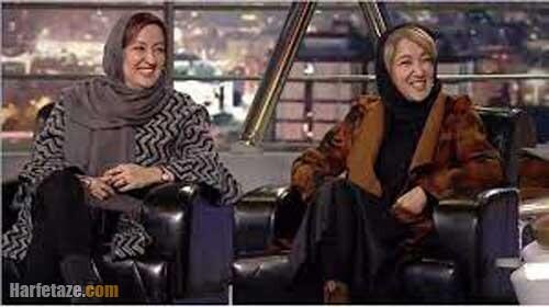 بیوگرافی رکسانا بهرام بازیگر و همسر و دخترش