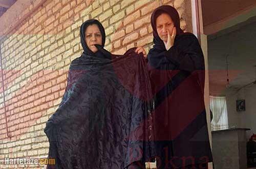 عکس / اولین سالگرد رومینا اشرفی دختر 13 ساله گیلانی