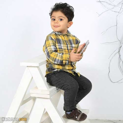 sami gharibi 2 - بیوگرافی و عکس های جدید «سامی غریبی» بازیگر خردسال ایرانی + خانواده و فیلم شناسی