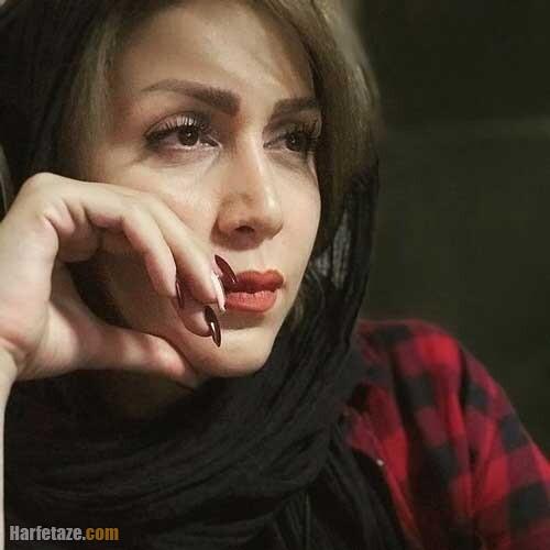 بیوگرافی و عکس های جدید ساناز هرندی همسر حسن شکوهی