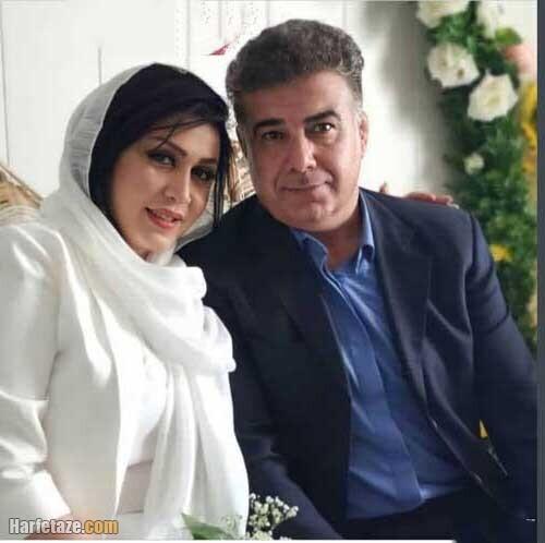 همسر دوم حسن شکوهی بازیگر کیست