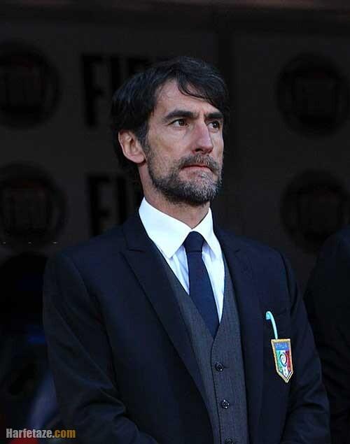 بیوگرافی گابریل پین سرمربی ایتالیایی فوتبال و دستیار فرهاد مجیدی در استقلال