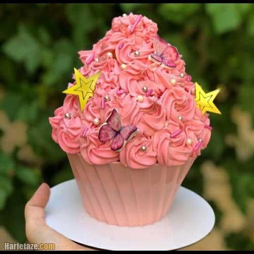 کاپ کیک روز دختر