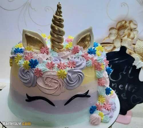 متن نوشته روی کیک روز دختر
