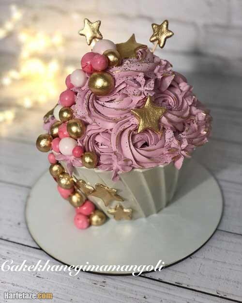 گالری جدید ترین کیک روز دختر